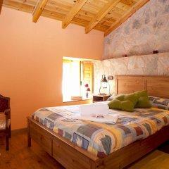 Отель Casa Rural Entre Valles комната для гостей