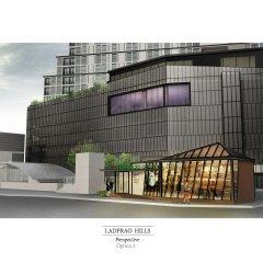 Отель The Quarter Ladprao By Uhg Бангкок вид на фасад