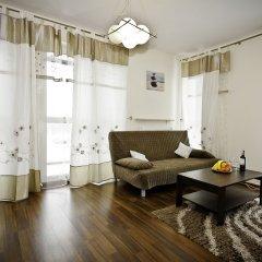 Апартаменты Senator Warsaw Apartments комната для гостей фото 2