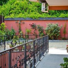 """Гостиница """"Вишера"""" Част. гост. балкон"""
