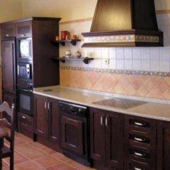 Отель Casa Rural Cervantes в номере