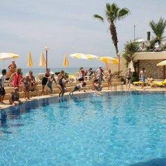 Rubi Hotel Турция, Аланья - отзывы, цены и фото номеров - забронировать отель Rubi Hotel онлайн бассейн фото 2