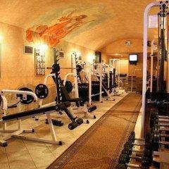 Отель Swing City Венгрия, Будапешт - 6 отзывов об отеле, цены и фото номеров - забронировать отель Swing City онлайн фитнесс-зал фото 3