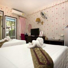 Отель Zen Rooms Ladkrabang 48 Бангкок комната для гостей