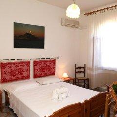 Отель Antica Pensione Pinna Италия, Кастельсардо - отзывы, цены и фото номеров - забронировать отель Antica Pensione Pinna онлайн комната для гостей фото 2