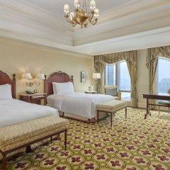 Отель The Ritz Carlton Guangzhou Гуанчжоу комната для гостей фото 4
