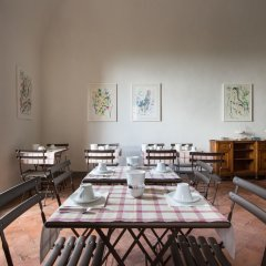 Отель B&B Palazzo Tortoli Италия, Сан-Джиминьяно - отзывы, цены и фото номеров - забронировать отель B&B Palazzo Tortoli онлайн питание фото 3