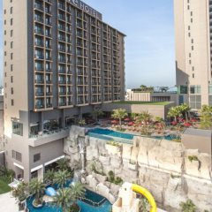 Отель ibis Pattaya Таиланд, Паттайя - 2 отзыва об отеле, цены и фото номеров - забронировать отель ibis Pattaya онлайн городской автобус