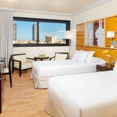 Отель H10 Marina Barcelona Испания, Барселона - 12 отзывов об отеле, цены и фото номеров - забронировать отель H10 Marina Barcelona онлайн комната для гостей фото 4