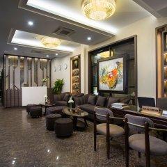 Hanoi L'heritage Diamond Hotel & Spa интерьер отеля фото 3