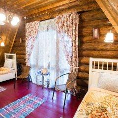 Парк-отель Берендеевка комната для гостей фото 5