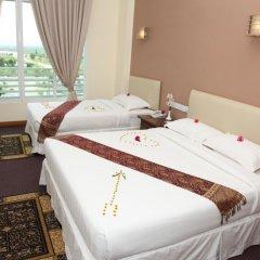 Zabu Thiri Hotel комната для гостей фото 3