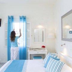 Отель Meli Meli Греция, Остров Санторини - отзывы, цены и фото номеров - забронировать отель Meli Meli онлайн комната для гостей фото 3