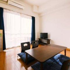 Отель Guest House air one Фукуока комната для гостей фото 3