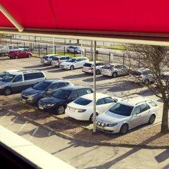 Отель Scandic Backadal парковка