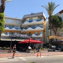 Arsi Enfi City Beach Hotel спортивное сооружение