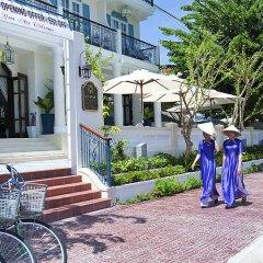 Lantana Hoi An Boutique Hotel & Spa спортивное сооружение