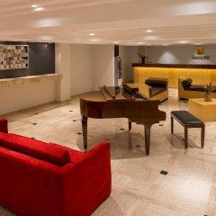 Отель Camino Real Airport Мехико интерьер отеля