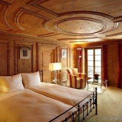 Отель Seehof Швейцария, Давос - отзывы, цены и фото номеров - забронировать отель Seehof онлайн комната для гостей фото 2