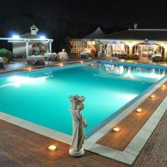 Отель Agriturismo Al Parco Лечче бассейн фото 3