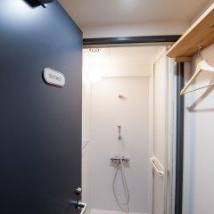 Отель Inno Family Managed Hostel Roppongi Япония, Токио - отзывы, цены и фото номеров - забронировать отель Inno Family Managed Hostel Roppongi онлайн ванная фото 2
