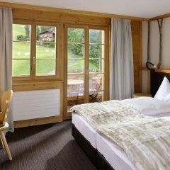 Отель Aspen Alpine Lifestyle Hotel Швейцария, Гриндельвальд - отзывы, цены и фото номеров - забронировать отель Aspen Alpine Lifestyle Hotel онлайн комната для гостей фото 4