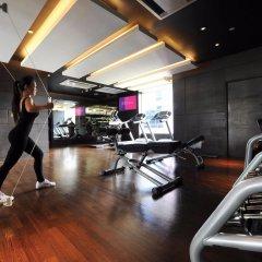 Отель Mode Sathorn Бангкок фитнесс-зал фото 2