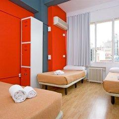 Отель Madrid Motion Hostels комната для гостей фото 3