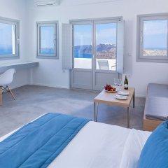 Отель Alti Santorini Suites Греция, Остров Санторини - отзывы, цены и фото номеров - забронировать отель Alti Santorini Suites онлайн комната для гостей фото 4