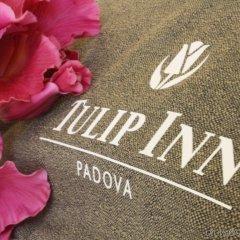Отель Tulip Inn Padova Падуя спа