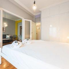 Отель Athens Boutique Apartment Греция, Афины - отзывы, цены и фото номеров - забронировать отель Athens Boutique Apartment онлайн комната для гостей фото 5