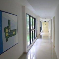 Utd Aries Hotel & Residence Бангкок интерьер отеля