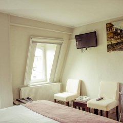 Hotel Gulden Vlies комната для гостей