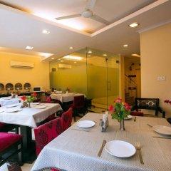 Отель The Pearl - A Royal Residency Индия, Нью-Дели - отзывы, цены и фото номеров - забронировать отель The Pearl - A Royal Residency онлайн питание фото 2