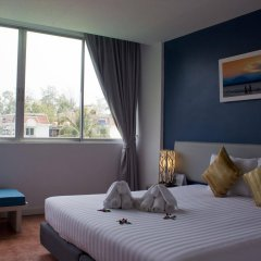 On Hotel Phuket комната для гостей фото 2