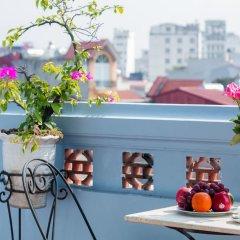 Quoc Hoa Premier Hotel гостиничный бар