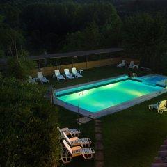 Hotel Galaroza Sierra Галароса бассейн фото 2