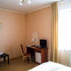 Гостиница Вояжъ 3* Стандартный номер с двуспальной кроватью фото 10