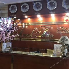 Отель Thanh Thao Далат интерьер отеля фото 3