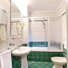 Отель Patria ванная фото 3