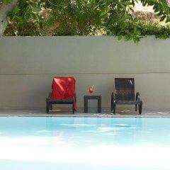 Отель Oktober Down Town Rooms Греция, Родос - отзывы, цены и фото номеров - забронировать отель Oktober Down Town Rooms онлайн бассейн фото 2
