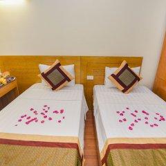 Отель Hanoi Old Town Palace Guest House Ханой комната для гостей