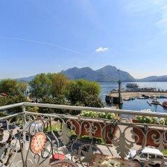 Отель Ancora Hotel Италия, Вербания - отзывы, цены и фото номеров - забронировать отель Ancora Hotel онлайн балкон