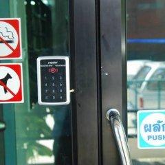 Отель Riski Residence Bangkok-Noi интерьер отеля