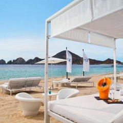 Отель ME by Meliá Cabo Мексика, Кабо-Сан-Лукас - отзывы, цены и фото номеров - забронировать отель ME by Meliá Cabo онлайн пляж