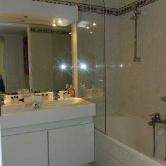 Отель Appartement Palazzio Франция, Канны - отзывы, цены и фото номеров - забронировать отель Appartement Palazzio онлайн ванная
