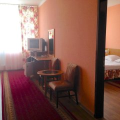 KenigAuto Hotel Калининград комната для гостей фото 2