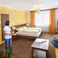 Отель EB Hotel Garni Австрия, Зальцбург - 1 отзыв об отеле, цены и фото номеров - забронировать отель EB Hotel Garni онлайн комната для гостей фото 2