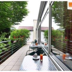 Отель City Apart Brno Брно балкон