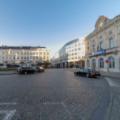 Апартаменты Sweet inn Apartment - Luxembourg Брюссель парковка